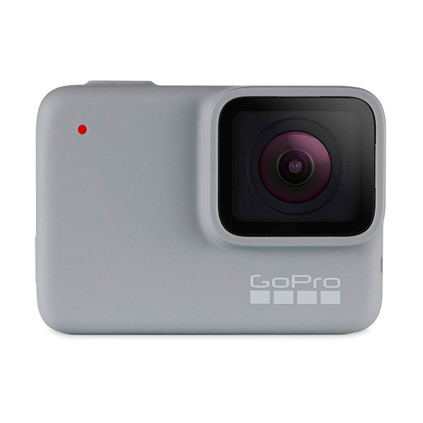 Go pro hero7 white (2018) 10mp full hd wifi bluetooth pantalla táctil y control por voz