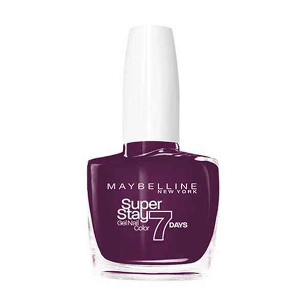 Maybelline superstay gel nail color 7 days 230 berry stain