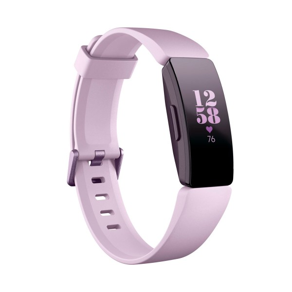 Fitbit inspire hr color lila