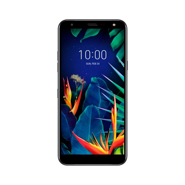 Lg k40 negro titan móvil 4g dual sim 5.7'' ips hd+/8core/32gb/2gb ram/16mp/8mp