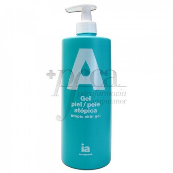 INTERAPOTHEK GEL PIEL ATOPICA 750ML