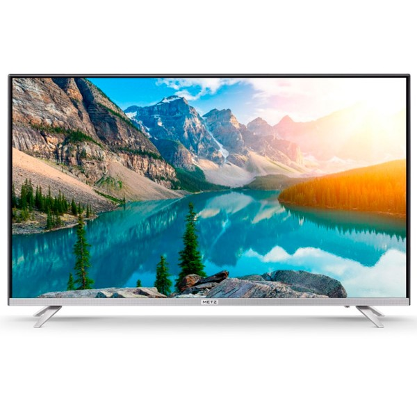 Metz 40e6x22a televisor 40'' lcd led fullhd 100hz smart tv netflix wifi lan hdmi y usb reproductor multimedia