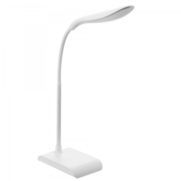 Lampara led 5w. oval blanca