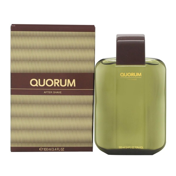 Quorum hombre after shave 100ml