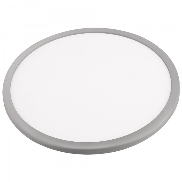 Downlight led ajustable red.gris  20w.n