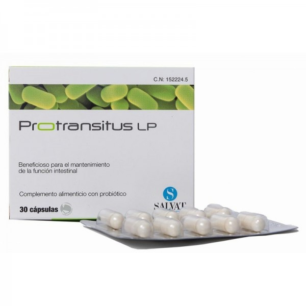 PROTRANSITUS LP SALVAT 30 CAPS
