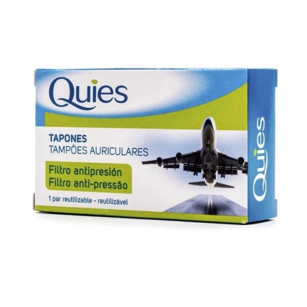 TAPONES OIDOS QUIES EAR PLANES ADULTO 2U